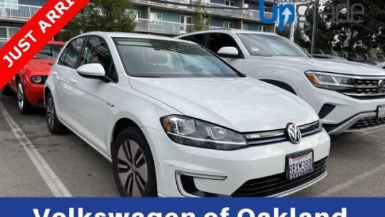 2017 Volkswagen e-Golf WVWKR7AU5HW953496