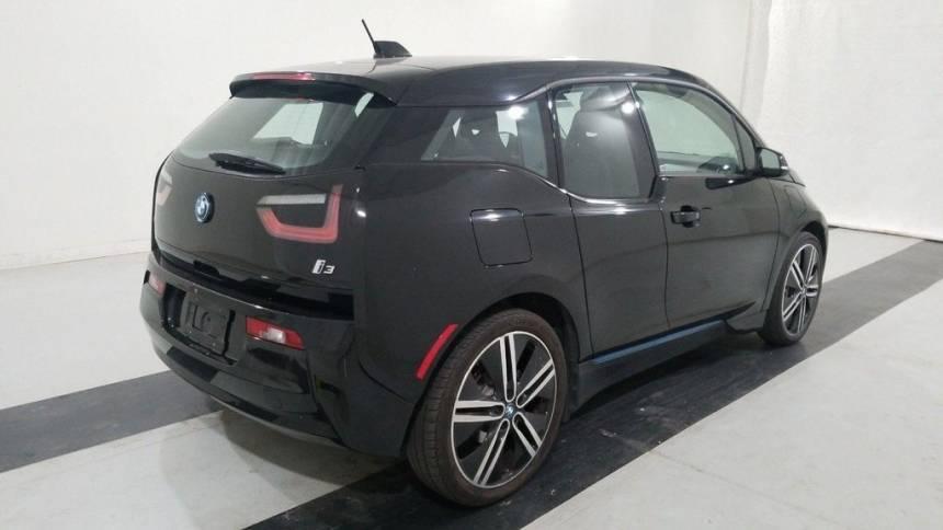 2017 BMW i3 WBY1Z8C37HV895417
