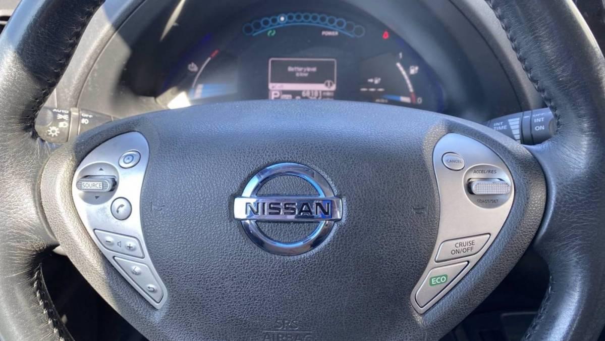 2013 Nissan LEAF 1N4AZ0CPXDC424749
