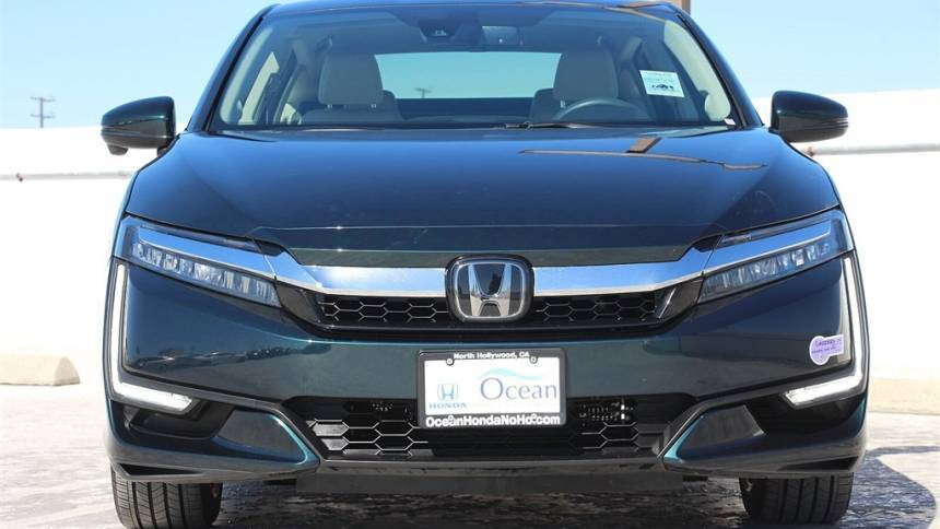 2019 Honda Clarity JHMZC5F1XKC000924