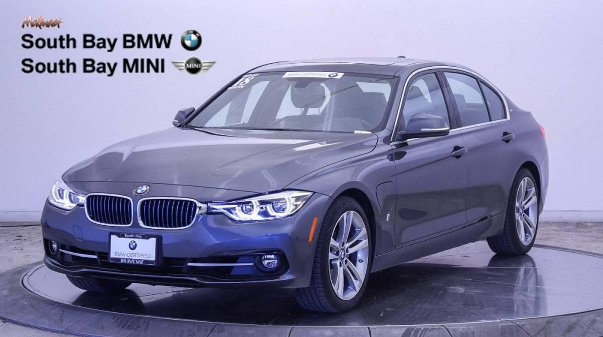 2018 BMW 3 Series WBA8E1C59JA762835