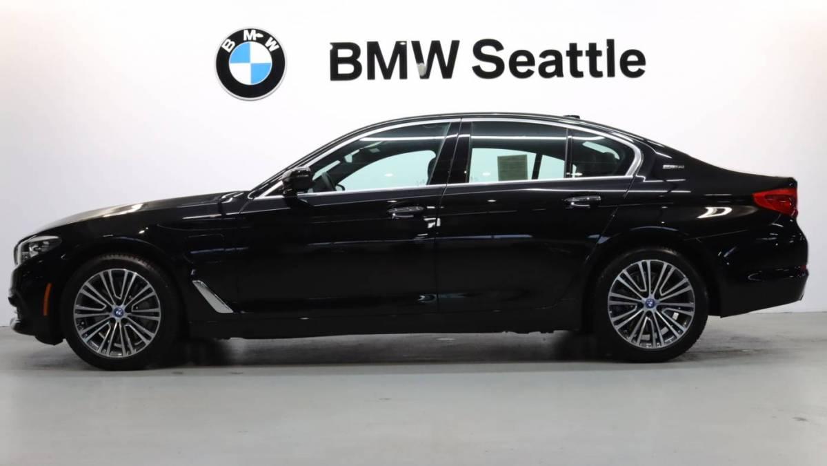 2018 BMW 5 Series WBAJB1C58JB084860