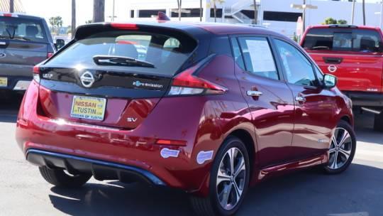 2019 Nissan LEAF 1N4AZ1CP6KC306717