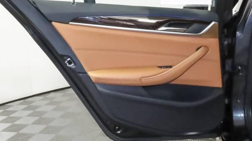 2018 BMW 5 Series WBAJB1C59JB083720