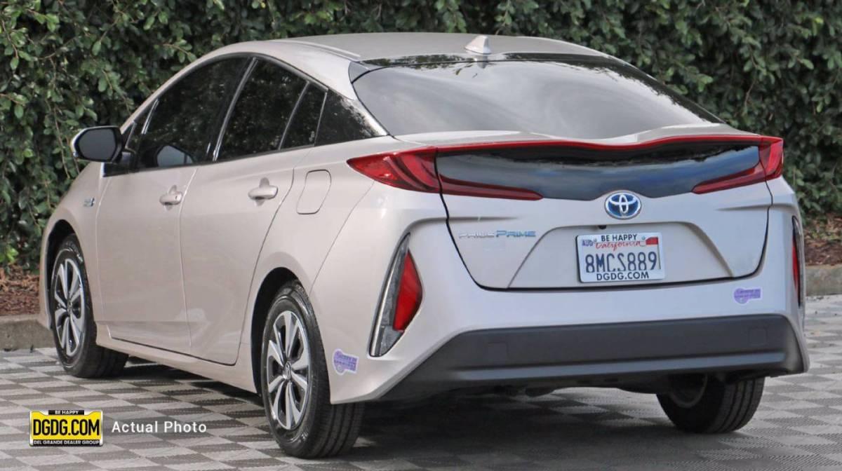 2019 Toyota Prius Prime JTDKARFP6K3112351