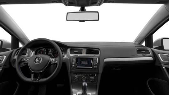 2016 Volkswagen e-Golf WVWKP7AU1GW916854