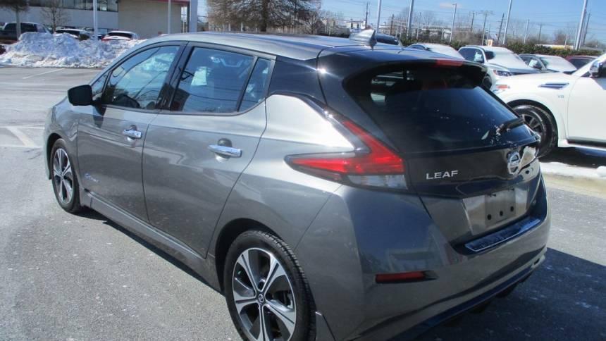 2018 Nissan LEAF 1N4AZ1CP8JC300528