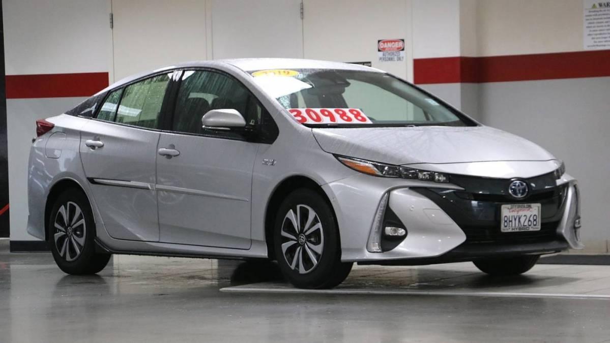 2019 Toyota Prius Prime JTDKARFP0K3115021