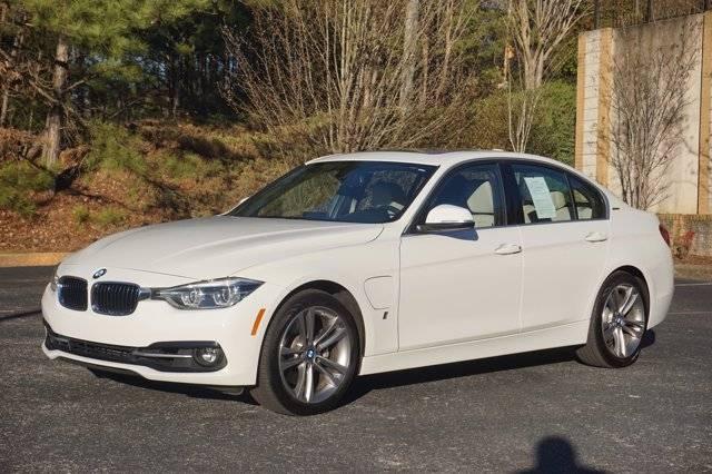 2018 BMW 3 Series WBA8E1C5XJA178413