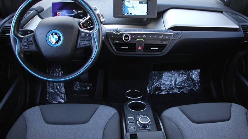 2018 BMW i3 WBY7Z4C53JVD95915