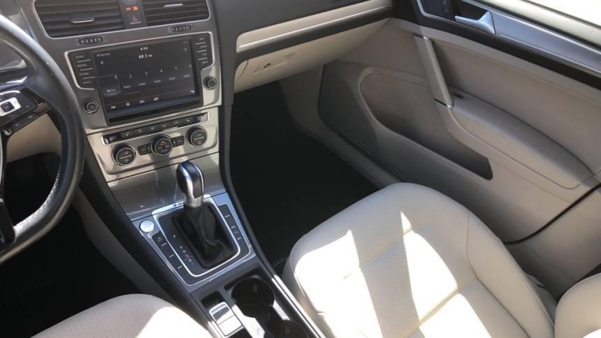 2016 Volkswagen e-Golf WVWPP7AU6GW908738
