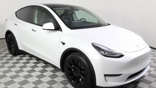 2021 Tesla Model Y 5YJYGDEE9MF078469