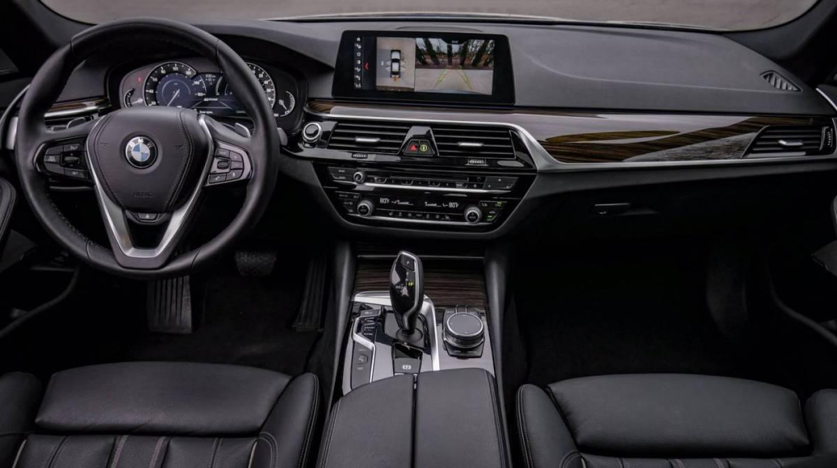 2018 BMW 5 Series WBAJB1C50JB085078