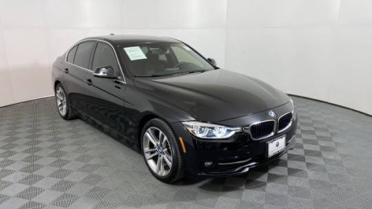 2018 BMW 3 Series WBA8E1C52JA171567