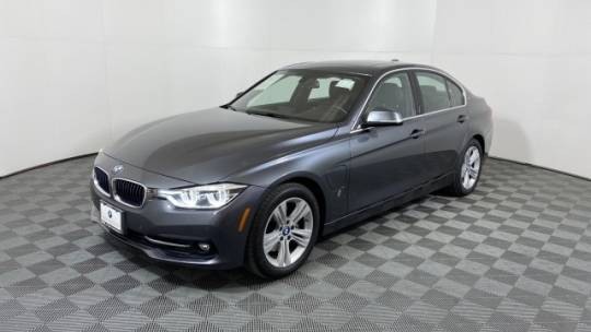 2017 BMW 3 Series WBA8E1C39HA156525