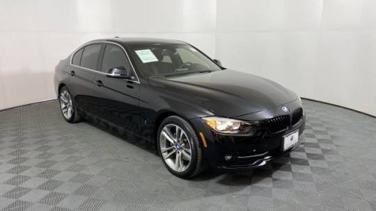 2017 BMW 3 Series WBA8E1C37HA159066