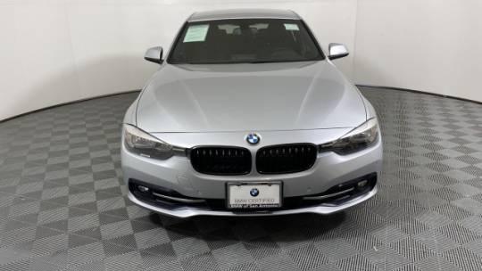 2017 BMW 3 Series WBA8E1C51HK895254