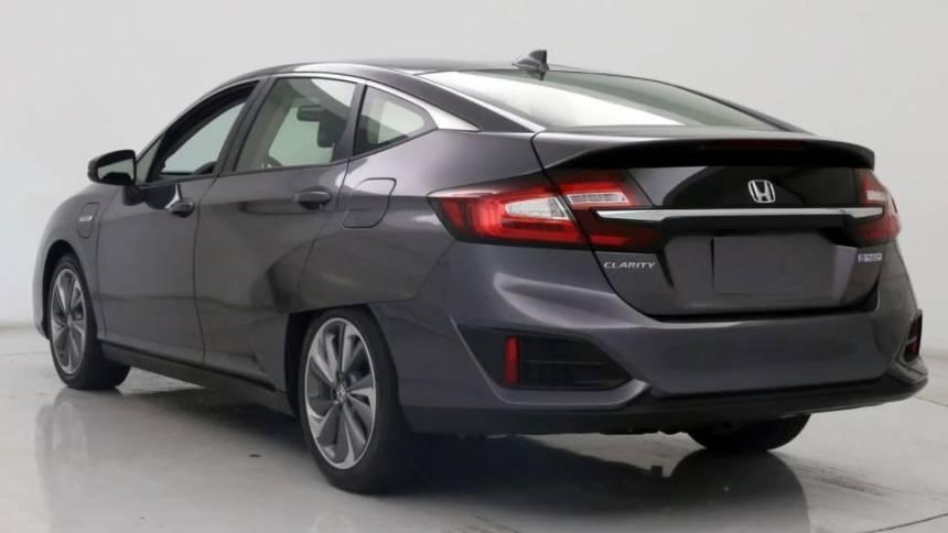 2020 Honda Clarity JHMZC5F1XLC002271