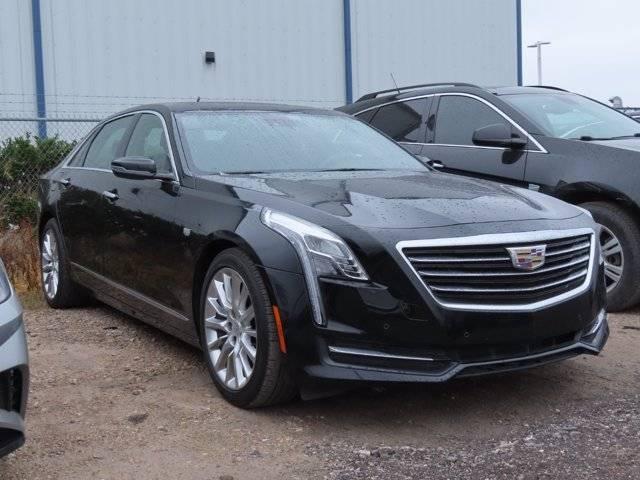 2018 Cadillac CT6 1G6KA5RXXJU156045