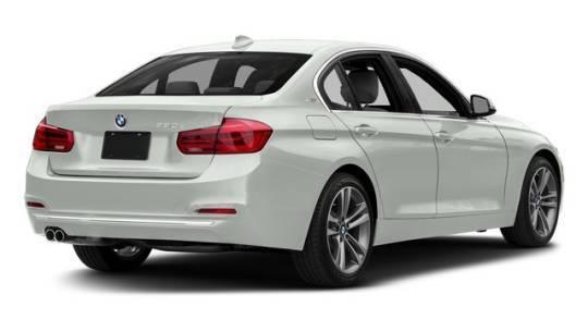 2018 BMW 3 Series WBA8E1C5XJA756462