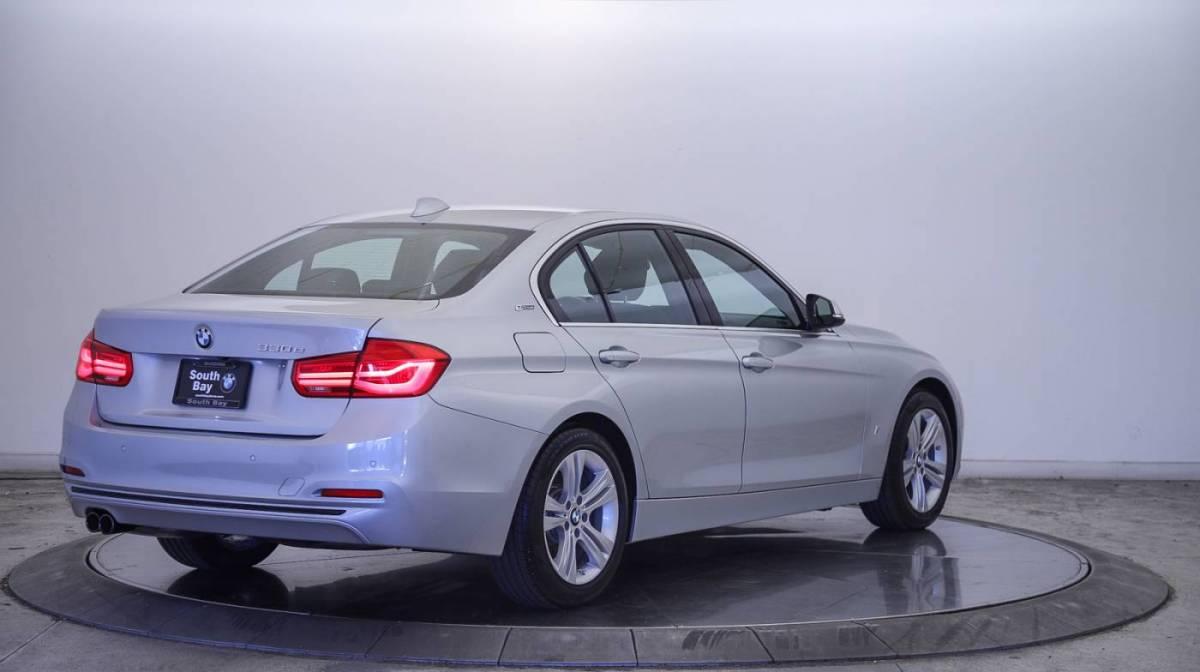 2018 BMW 3 Series WBA8E1C53JA762992