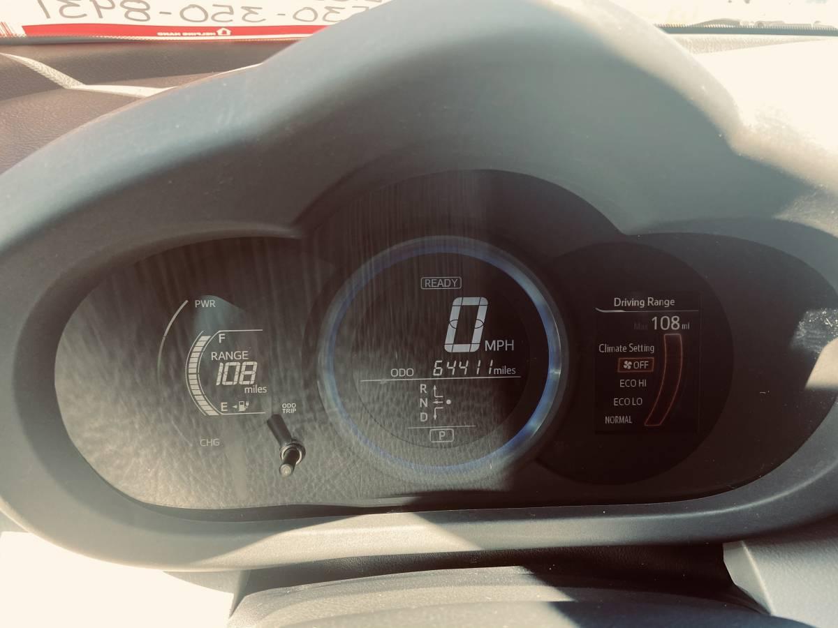 2013 Toyota RAV4 EV 2T3YL4DV9DW00A175