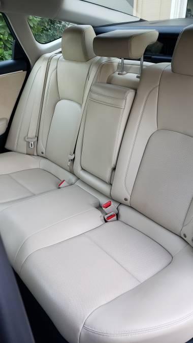 2018 Honda Clarity JHMZC5F37JC010701