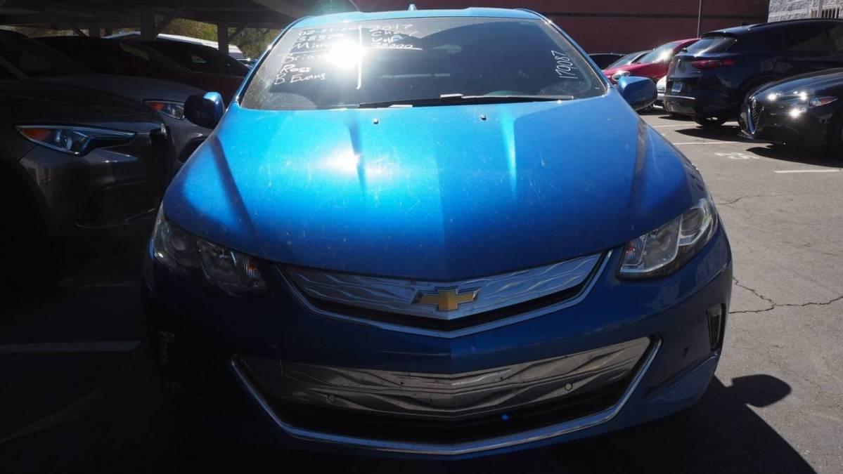 2017 Chevrolet VOLT 1G1RD6S53HU179087