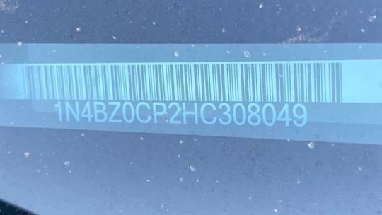 2017 Nissan LEAF 1N4BZ0CP2HC308049