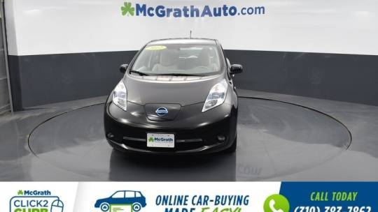 2012 Nissan LEAF JN1AZ0CP9CT017582