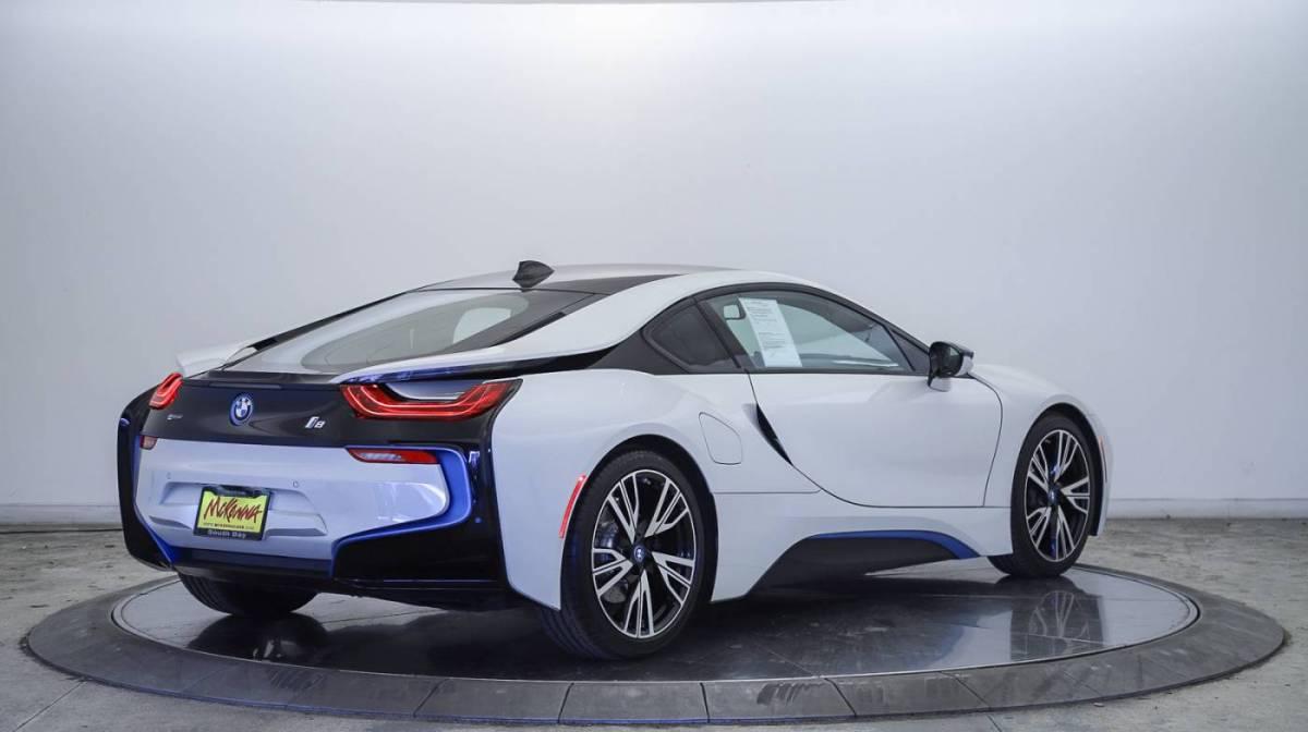 2017 BMW i8 WBY2Z2C33HV676858