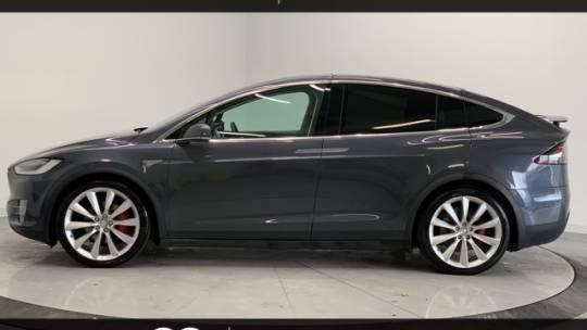 2016 Tesla Model X 5YJXCAE49GFS00328