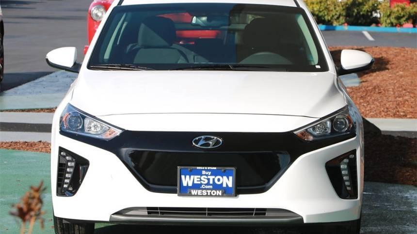 2019 Hyundai IONIQ KMHC75LH0KU050041