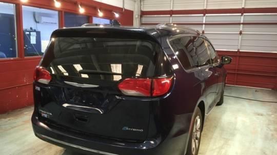 2018 Chrysler Pacifica Hybrid 2C4RC1N72JR276309