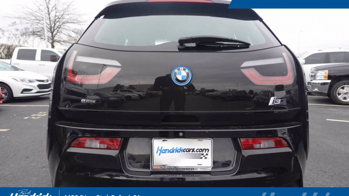 2016 BMW i3 WBY1Z4C53GV508046
