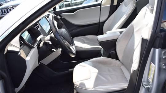 2014 Tesla Model S 5YJSA1H10EFP50564