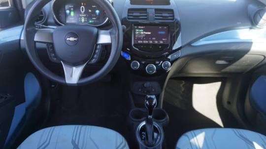 2016 Chevrolet Spark KL8CK6S05GC649544