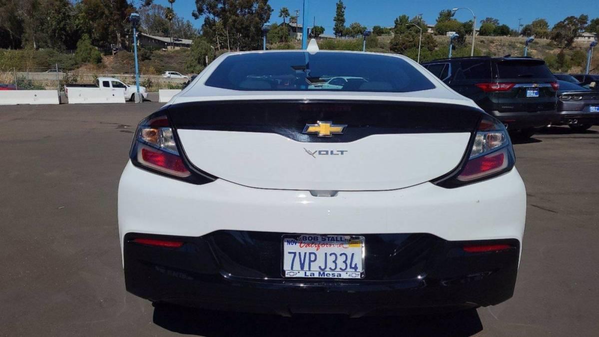 2017 Chevrolet VOLT 1G1RC6S56HU160004