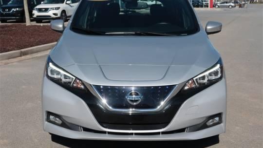 2018 Nissan LEAF 1N4AZ1CP0JC300474