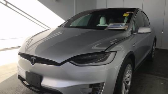 2017 Tesla Model X 5YJXCAE21HF060341