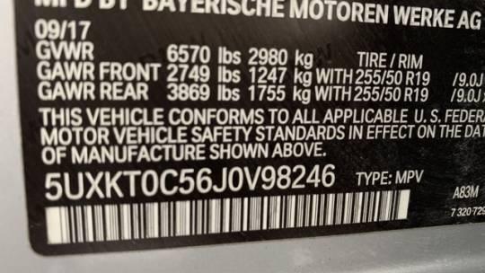 2018 BMW X5 xDrive40e 5UXKT0C56J0V98246