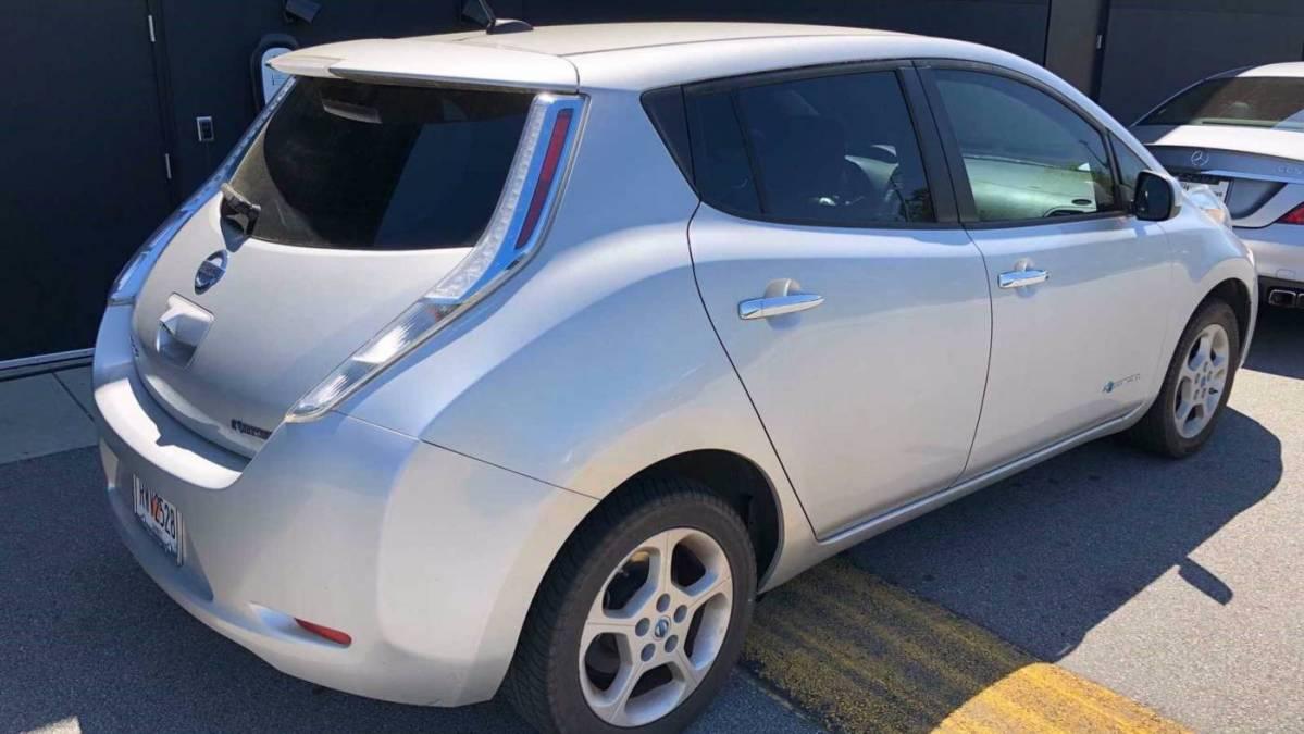 2014 Nissan LEAF 1N4AZ0CP3EC333534