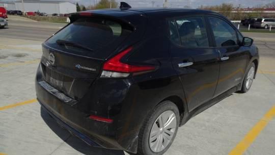 2018 Nissan LEAF 1N4AZ1CP4JC313891