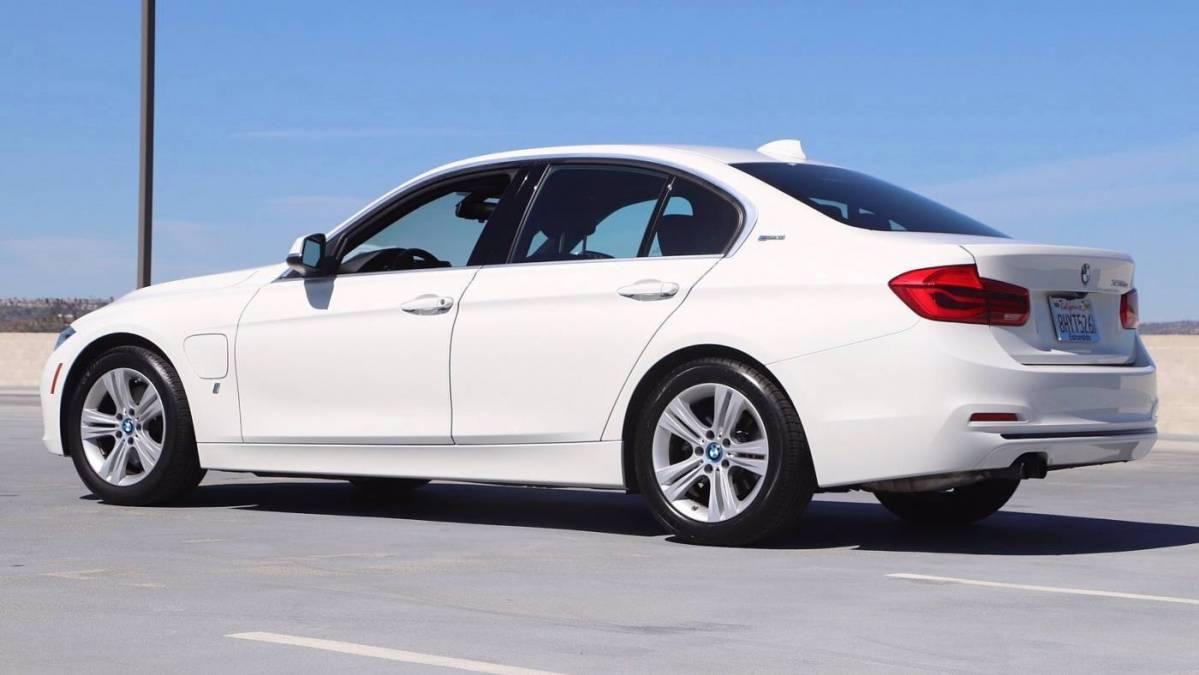 2018 BMW 3 Series WBA8E1C51JA758956