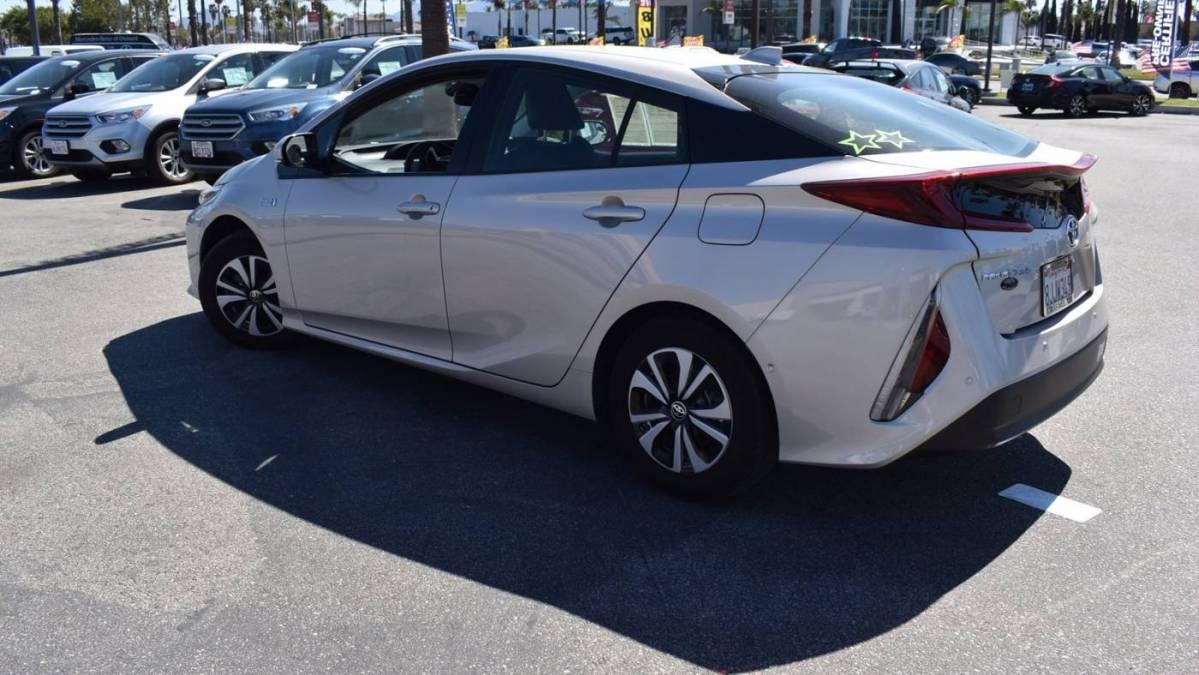 2019 Toyota Prius Prime JTDKARFP0K3109316