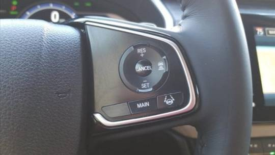 2018 Honda Clarity JHMZC5F34JC010610