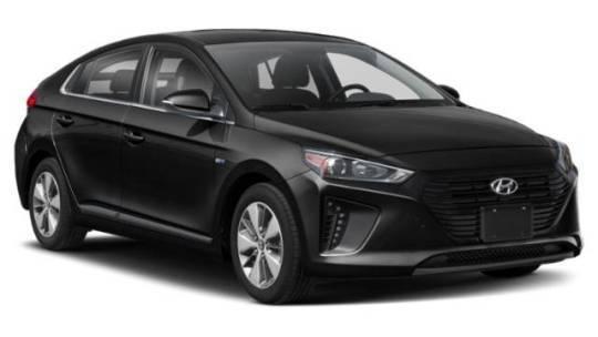 2019 Hyundai IONIQ KMHC75LD9KU165962