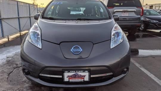 2013 Nissan LEAF 1N4AZ0CP4DC417490