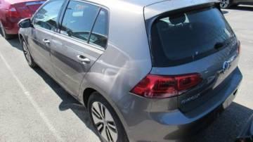 2016 Volkswagen e-Golf WVWKP7AU7GW904496
