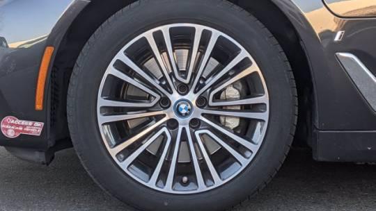 2018 BMW 5 Series WBAJA9C50JB252072